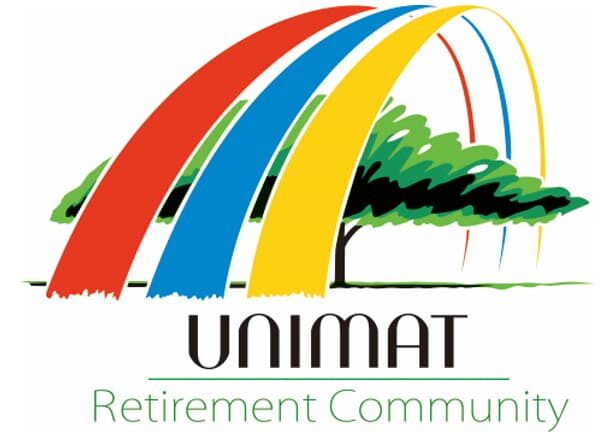 「ユニマットリタイアメント・コミュニティ」のロゴ